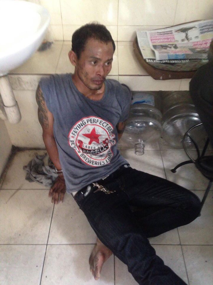 Ekkapoj Yodsiri was high on meth after a three-day binge when he ploughed into 30 cars in EkkamaiEkkapoj Yodsiri was high on meth after a three-day binge when he ploughed into 30 cars in Ekkamai