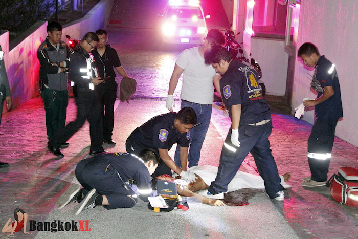 NAKED HOOKER, 26, DEAD AFTER FALL FROM 5TH FLOOR FOLLOWING ROW WITH FOREIGN TOURIST