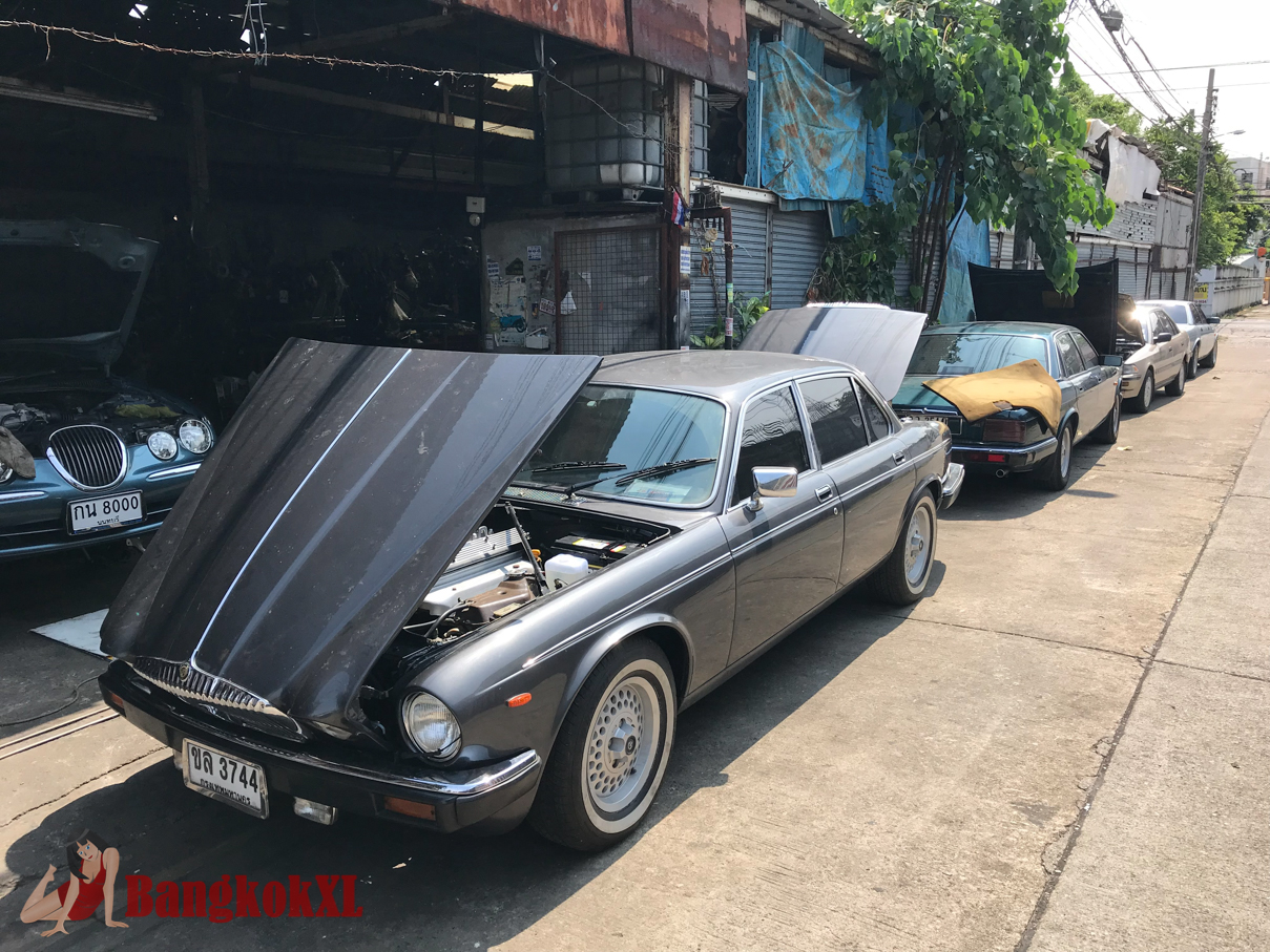 Buying Used Jaguar In Bangkok Check Out This Dream Garage Bangkok Extra